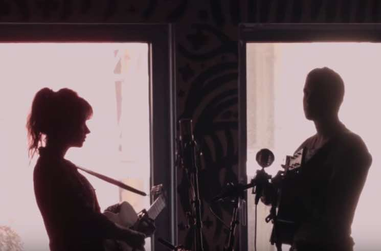 ​Elliot Maginot and Joe Bel Premiere 'In the Morning' Video