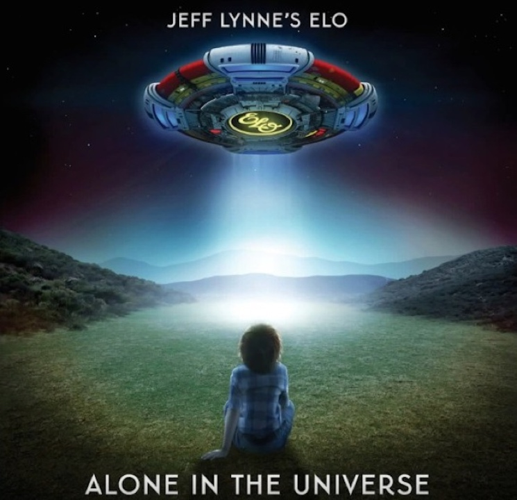 Jeff Lynne's ELO Reveal 'Alone in the Universe' LP