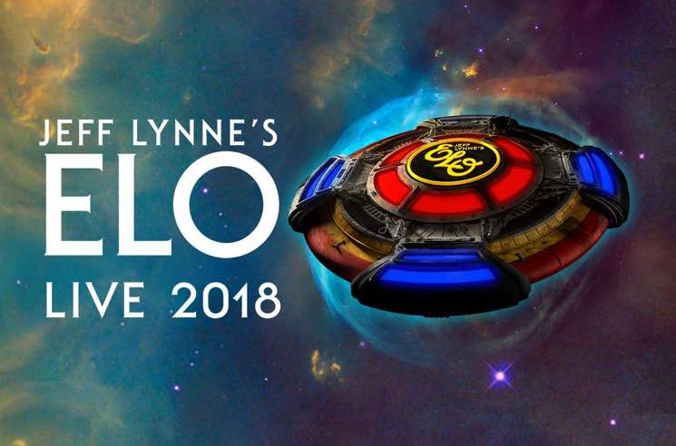 ​Jeff Lynne's ELO Map Out First North American Tour in over 30 Years