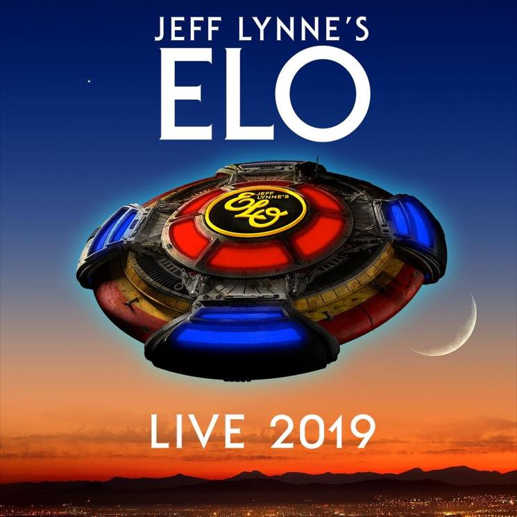 ​Jeff Lynne's ELO Plot 2019 North American Tour