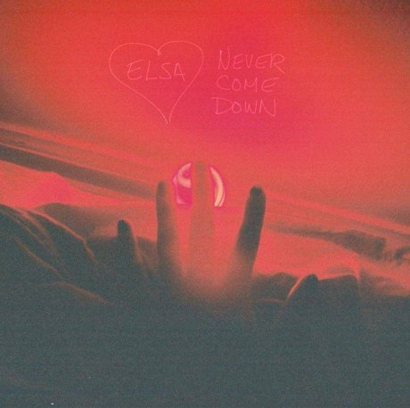 Elsa Announce 'Never Come Down' EP