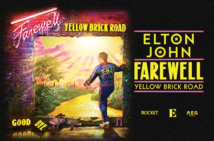 Elton John's 'Farewell Yellow Brick Road Tour' Has Been Rescheduled to 2022
