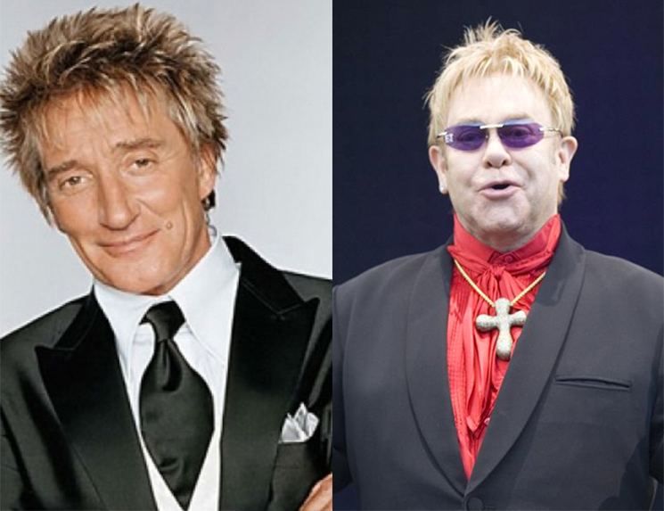 Elton John's farewell tour is dishonest, says Rod Stewart