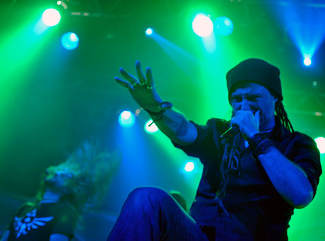 Eluveitie / Wintersun / Varg Opera House, Toronto, ON, December 13