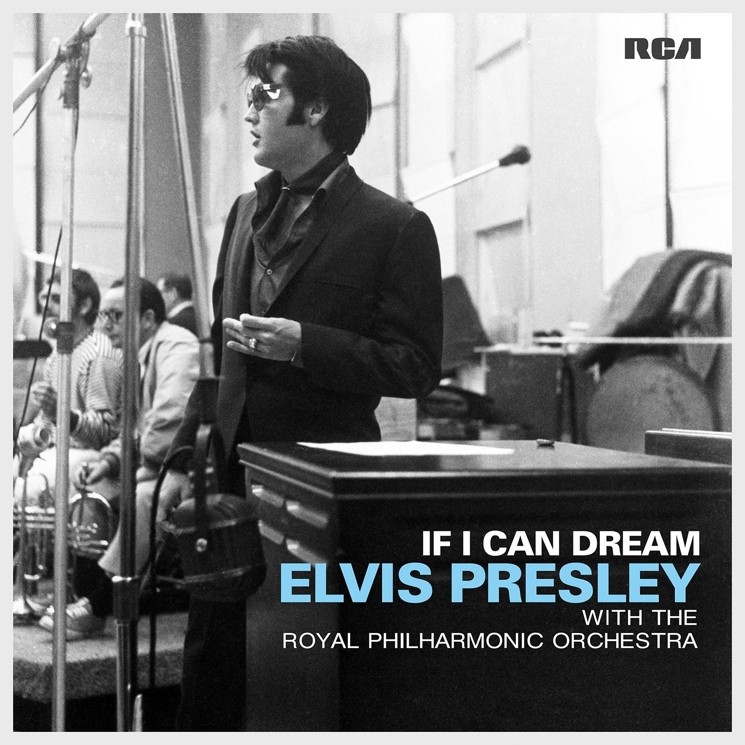 Elvis Presley Gets Orchestral Makeover on New Album