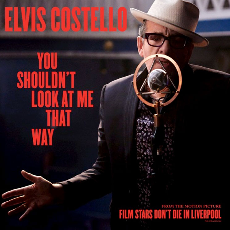 "Elvis Costello ""You Shouldn't Look at Me That Way"""