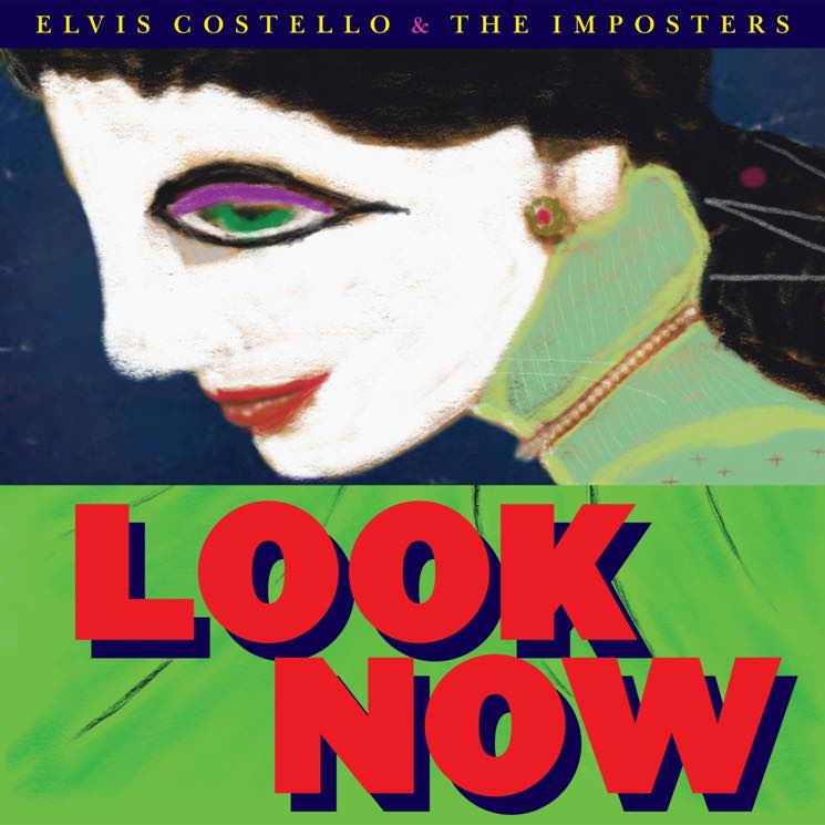 Elvis Costello & the Imposters Detail 'Look Now' LP, Share Two New Songs