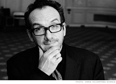 Elvis Costello The Many Faces Of The Imposter