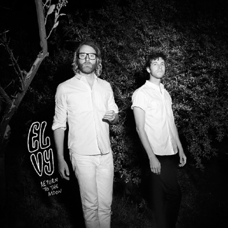 The National's Matt Berninger and Menomena's Brent Knopf Team Up for New LP as EL VY