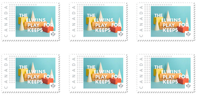 The Elwins Write Fans' Custom Songs, Get Their Own Canadian Stamps