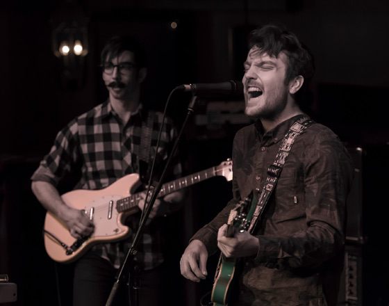 ​The Elwins / Marshall Burns O'Hanlon's, Regina SK, February 24