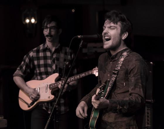 The Elwins / Marshall Burns O'Hanlon's, Regina SK, February 24
