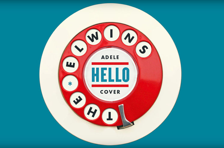 "The Elwins ""Hello"" (Adele cover)"