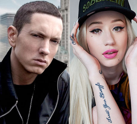 Beefs 2014: Iggy Azalea Fires Back at Eminem's Rape-referencing Diss Track