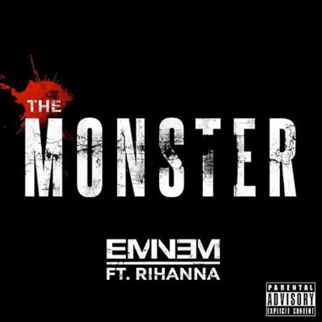"""Eminem """"The Monster"""" (ft. Rihanna)"""