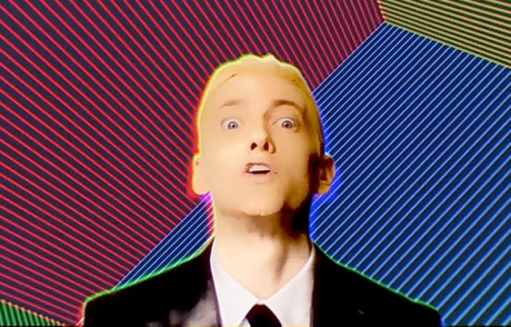 "Eminem ""Rap God"" (video)"