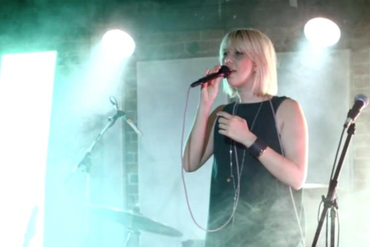 EMA 'Coastal Frequencies' (live video)