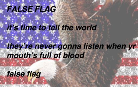 EMA 'False Flag'