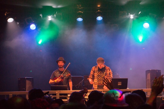 Emancipator Sugar Nightclub, Victoria BC, February 20