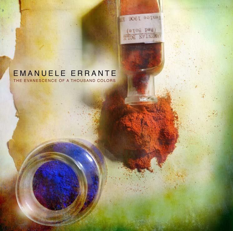 Emanuele Errante The Evanescence of a Thousand Colors