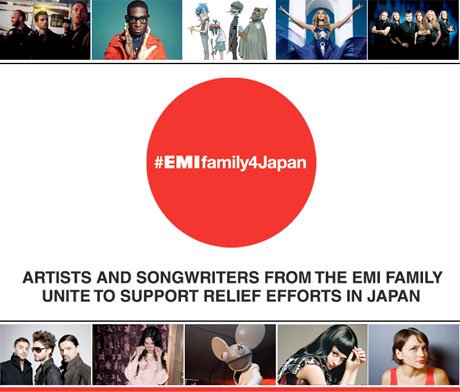 EMI Auction Raises $940,000 for Japan Relief Efforts