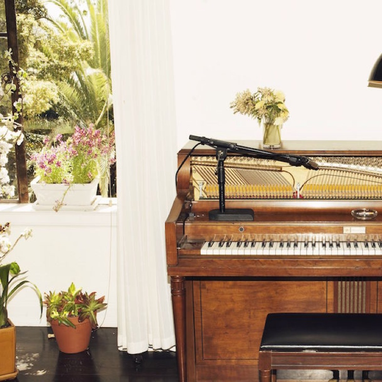 "Emile Haynie ""A Kiss Goodbye Reprise"" (ft. Charlotte Gainsbourg, Devonté Hynes, Sampha)"