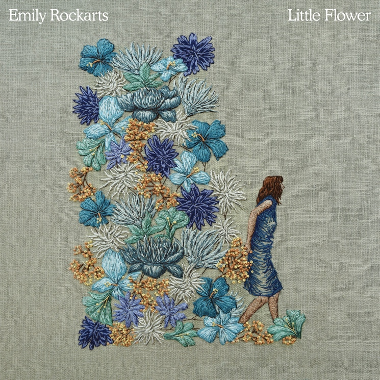 Emily Rockarts' 'Little Flower' Glows from the Inside Out