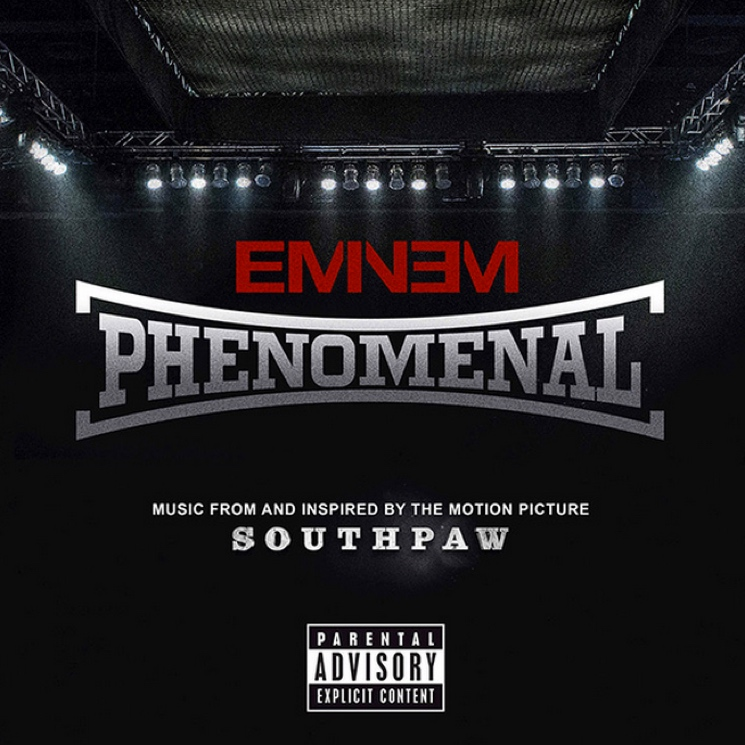 "Eminem ""Phenomenal"""