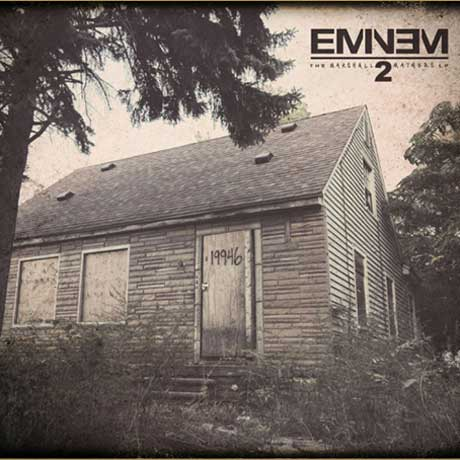 Eminem The Marshall Mathers LP 2