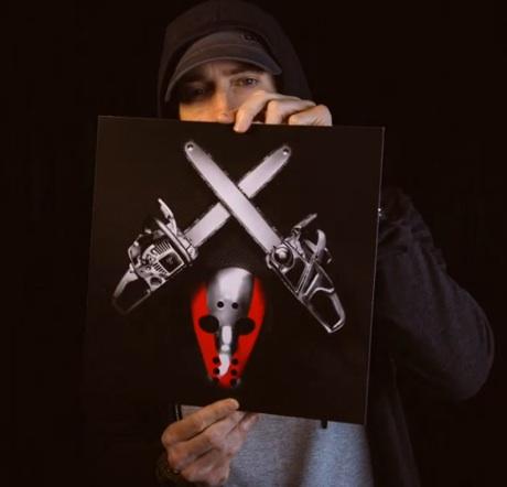 Eminem Shares 'Shady XV' Cover Art
