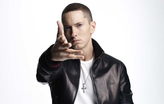 ​Eminem Allegedly Backs Chris Brown on Leaked Snippet: 'I'd Beat Down a Bitch Too'