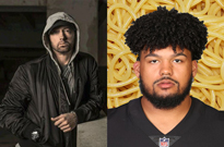 An NFL Player Vomited After Eating Eminem's 'Mom's Spaghetti'