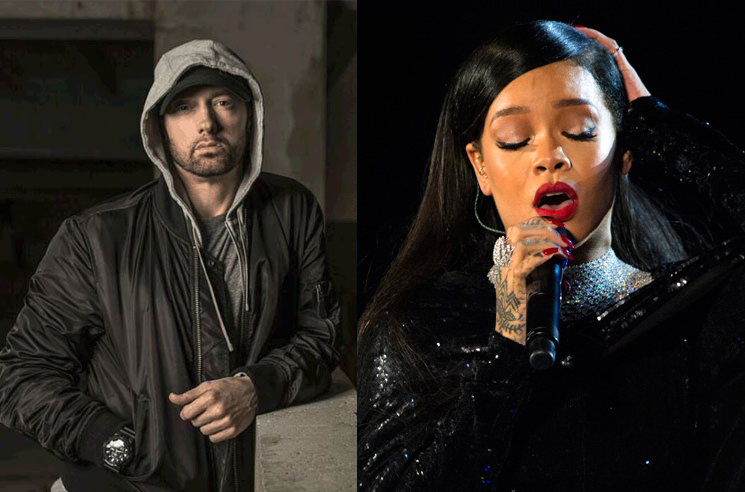 Eminem's Entire Rihanna Assault Verse Leaks