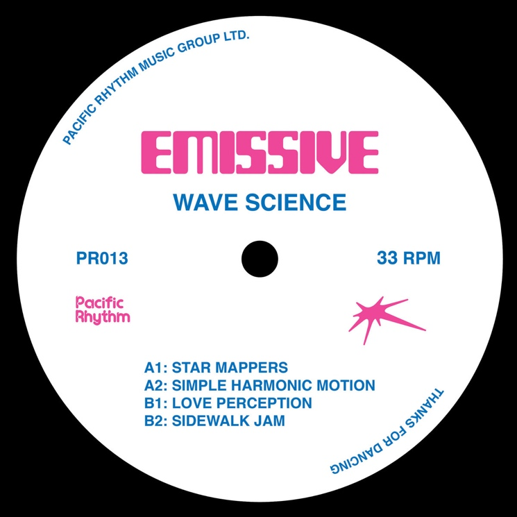 Emissive's Malleable Beats Make 'Wave Science' Sound Equally Good in the Club or at Home