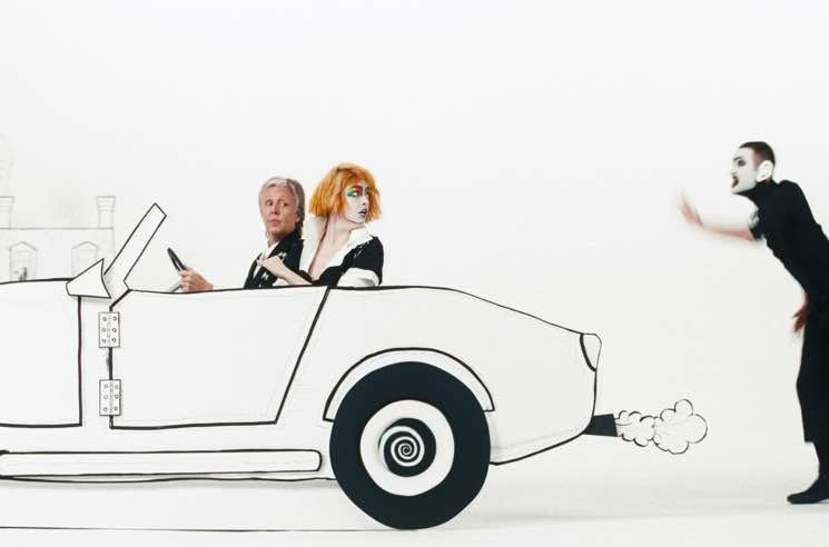"​Paul McCartney Hypnotizes Emma Stone in ""Who Cares"" Video"
