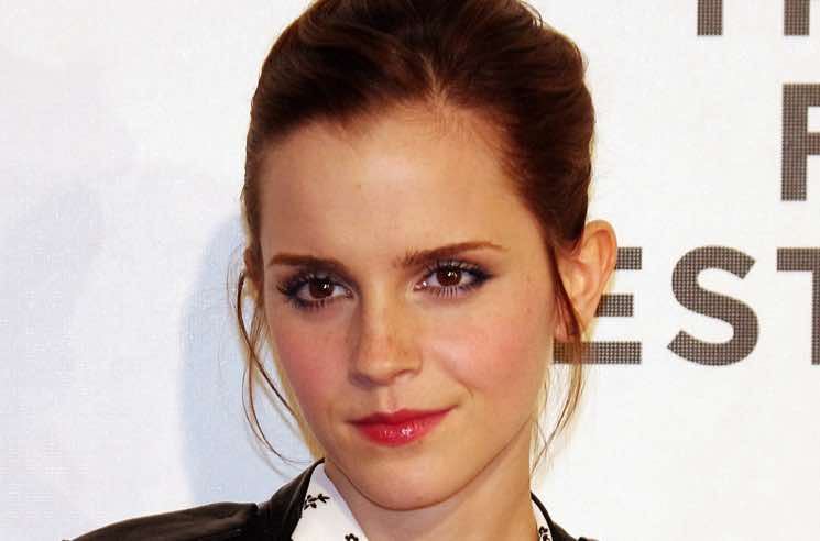 ​Emma Watson Hits Back at Anti-Feminist Critics of Her Topless Photoshoot
