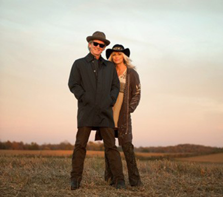 Emmylou Harris and Rodney Crowell Map Out North American Tour with Richard Thompson