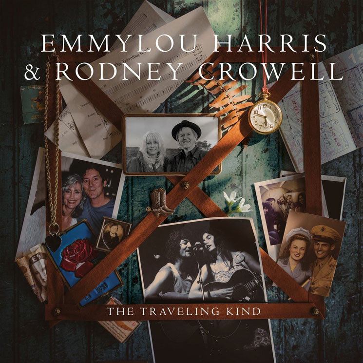 Emmylou Harris & Rodney Crowell The Travelling Kind