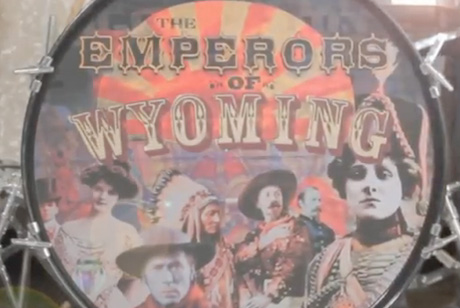 "The Emperors of Wyoming ""Avalanche Girl"" (video)"