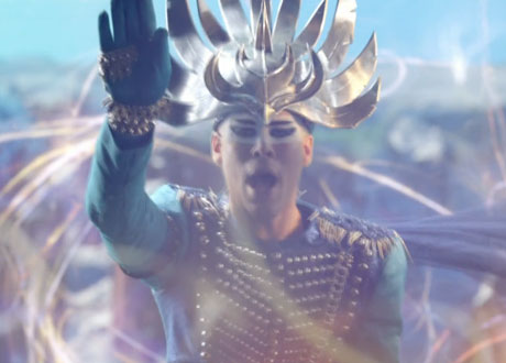 "Empire of the Sun ""Alive"" (video)"