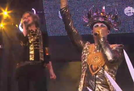 "Empire of the Sun ""Alive"" (live on 'Kimmel')"