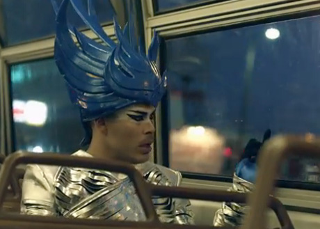 "Empire of the Sun ""DNA"" (video)"