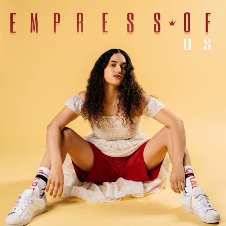 "​Empress Of Declares ""I Don't Even Smoke Weed"" on New Song"