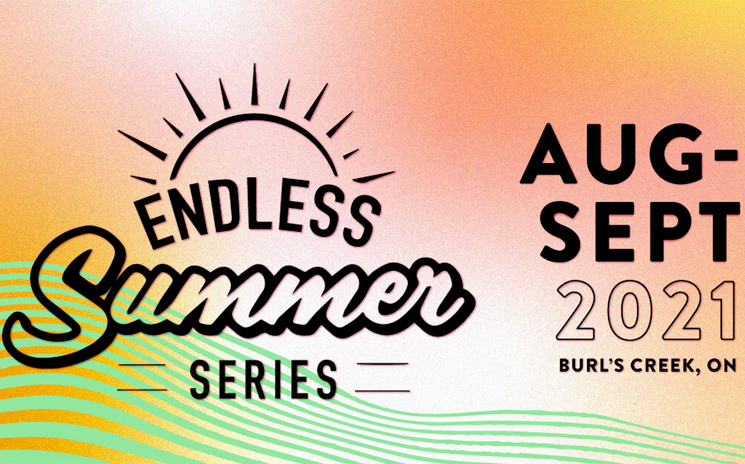 Endless Summer Series at Burl's Creek Gets Our Lady Peace, the Trews, Brett Kissel