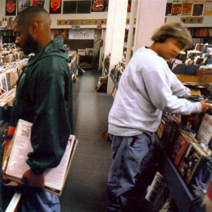 DJ Shadow Assembling 'Endtroducing...' Anniversary Remix Collection with Clams Casino, Hudson Mohawke