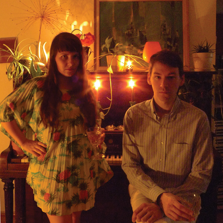 Jay Arner and Jessica Delisle Announce Debut Release as Energy Slime