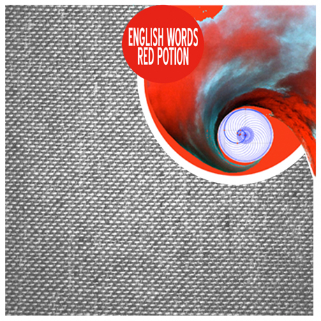 English Words Announce Debut Album 'Red Potion'