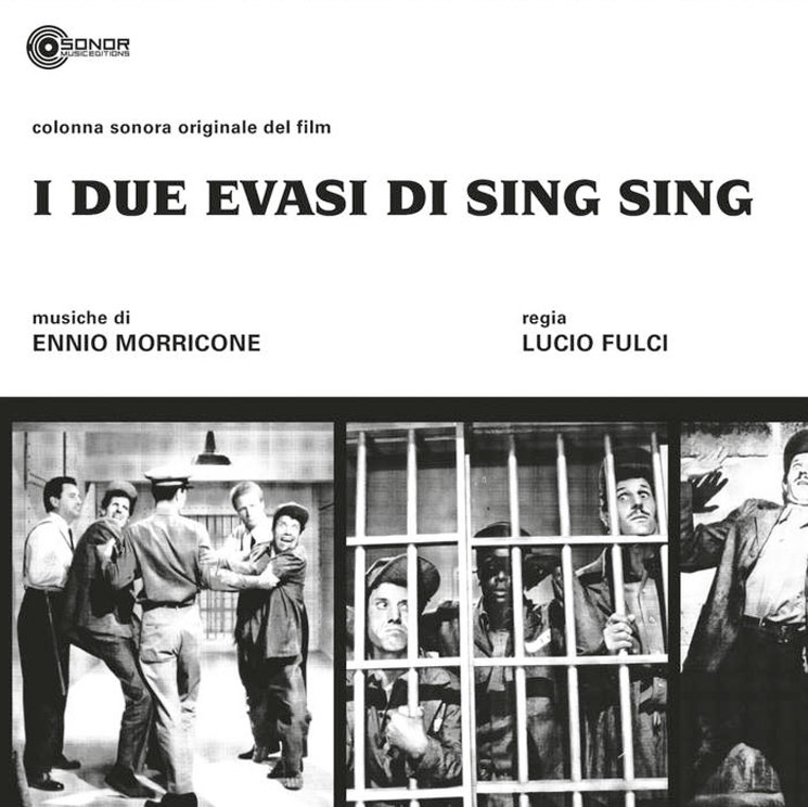 Ennio Morricone's Lost Score for Lucio Fulci's 'I Due Evasi Di Sing Sing' Finally Unearthed