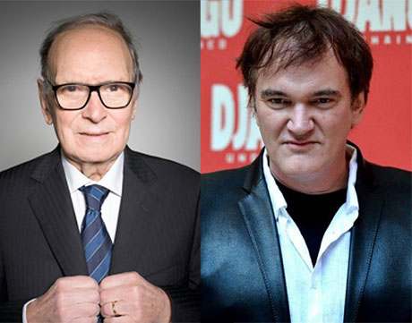"Beefs 2013: Ennio Morricone Says He Won't Work with Quentin Tarantino Again, Claims Director ""Places Music in His Films Without Coherence"""