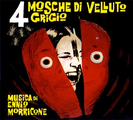 Ennio Morricone's '4 Mosche di Velluto Grigio' Score Gets Vinyl Reissue